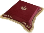 Bimah Cover - Crown