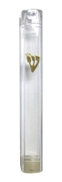 Outdoor Waterproof Mezuzah Cover - 10cm