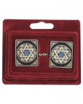 Star of David Tallit Clip