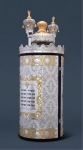 Ten Commandments Torah Case